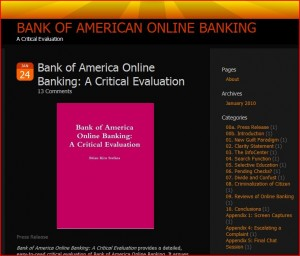 Technology in banking essay
