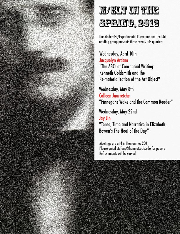 MELT-james-joyce-spring2013-poster